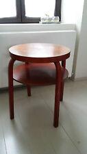 Table à thé guerridon sellette art déco vintage années 50 design Fischel