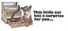 1975 Mercury Comet Mailer Sales Brochure wd5455-Kdx18B