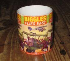 Biggles Flies East Advertising MUG