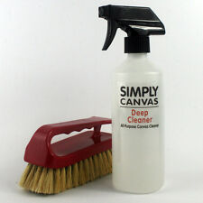 Simply CANVAS DEEP CLEANER with Cleaning Brush for MARINE, SAIL, BOAT, CANOPY