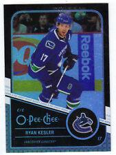 11-12 OPC O-Pee-Chee Rainbow Black Ryan Kesler #14 055/100 Mint Rare