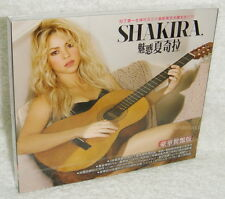 SHAKIRA SHAKIRA 2014 Taiwan CD w/BOX (CAN'T REMEMBER TO FORGET YOU ft. Rihanna)