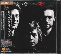 KING CRIMSON-RED 40TH ANNIVERSARY EDITION-JAPAN HQCD + DVD-A  G88