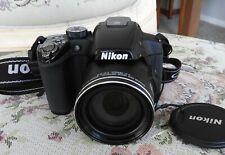 Nikon P510 Coolpix digital camera, 42X optical zoom, 16.1 MP, Mint condition