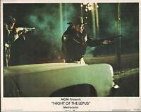 Night of the Lepus 1972 11x14 Lobby Card #1