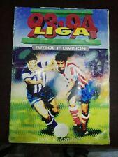 album liga este 93 - 94 1993 - 1994 completo con 392 cromos.