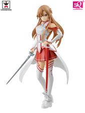 Sword Art Online  - Asuna SQ Figur Banpresto (18cm)  - original & lizensiert