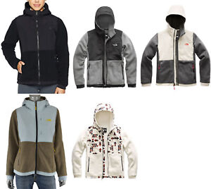 Women's The North Face Denali 2 Polartec Fleece Hoodie Jacket New $199