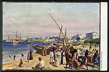 DOA PP 3  Korogwe Tanga  Biedenkopf  1902  Privatpostkarte