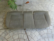 Rear  Bottom Seat Pontiac Grand Prix 01 02 03