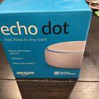amazon echo dot 3rd generation smart speaker