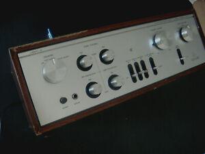 LUXMAN L30 amplificateur intégré (Transistor) du Japo collector  /  vintage  /