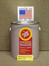 1 GALLON Fluid Film NAS Undercoat Rustproofing USA Made Enviornment safe