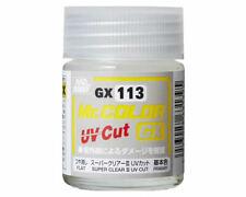 Mr.Hobby GSGX113 Mr.Color Cut Flat GX Super Clear III UV (18ml) modellismo