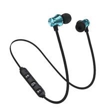 In Ear Earbud Headphone Bluetooth4.2 Stereo Earphone HeadsetWireless Magnetic Lb