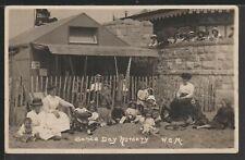 Sands Day Nursery Weston-super-Mare Somerset Vintage VINERS RPPC
