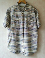 Deus Ex Machina Short Sleeve Shirt XL
