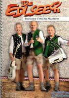 Akkordeon Noten : Die Edlseer -  Ihre besten 17 Hits - leichte Mittelstufe - ms