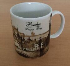Prague souvenir mug