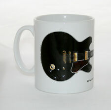 Guitar Mug. BB King's Gibson ES-355 Lucille