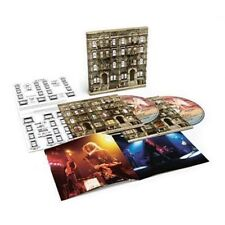 LED ZEPPELIN PHYSICAL GRAFFITI  REMASTERED 2014 Deluxe Edition 2 CD DIGIPAK NEW