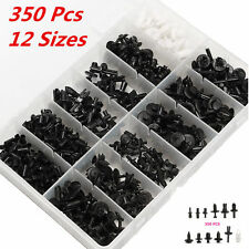 350PCS Car Push Retainer Pin Rivet Trim Clip Panel Moulding Assortments Durable