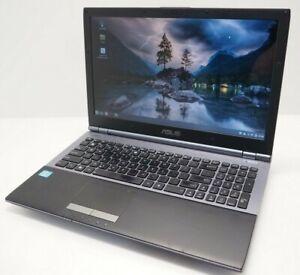 Asus U56E-BBL6 i5-2430M @ 2.4GHz 6GB RAM 640GB HDD Linux OS (NO Charger)