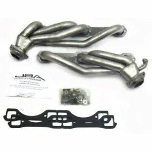 """JBA Headers & Perf 1832S 1-1/2"""" Stainless Steel Shorty Exhaust Header NEW"""