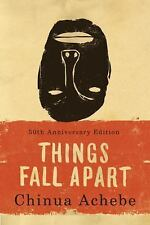 Things Fall Apart: A Novel, Chinua Achebe, Good Condition, Book