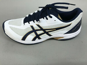 Men's Asics Court Speed FF Preowned Tennis Shoes Size 10