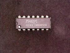 UA75492PC - Fairchild Integrated Circuit (DIP-14)