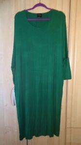 BNWOT Wall London free size lagenlook bottle green dress (30+)