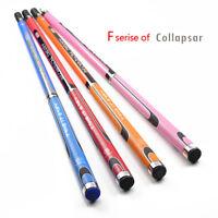 New Collapsar F Series Billiard Pool Cue 13mm Tip Maple Wood Radial Pin PU Grips