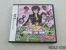 Code Geass R2 Nintendo DS Japanese Import Japan NDS US Seller A