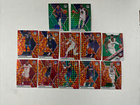 2020 Mosaic Basketball Orange Reactive Lot Of 10!! Plus Two Greens!!