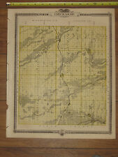 1875 Atlas - Chickasaw County, Iowa Map ORIGINAL - Lawler New Hampton Nashua