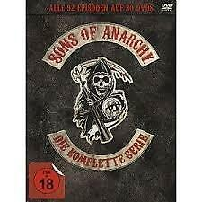 Sons of Anarchy - Complete Box BLU RAY!