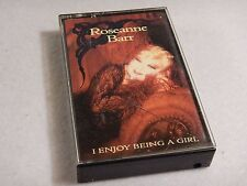 Roseanne Barr – I Enjoy Being A Girl (1990) – Stand Up Comedy Cassette Tape