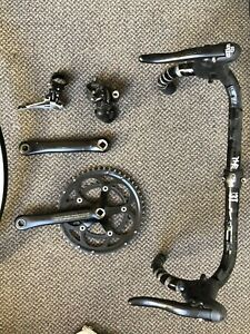 10 Speed Campagnolo Groupset