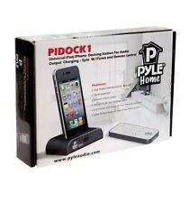 Pyle Universal Charging Sync iTunes Dock for iPod iPhone Audio Out & Remote