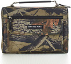 """Mossy Oak Camo Poly-Canvas Bible / Book Cover w/""""Stand Firm"""" Tag - 1 Corinthians"""
