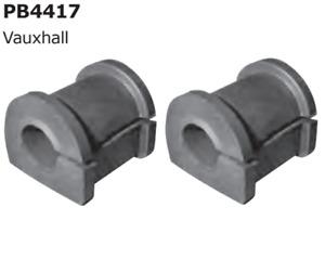 2 x VAUXHALL CORSA MK2 / COMBO / TIGRA / NOVA ANTI ROLL BAR STABILISER BUSH 16mm