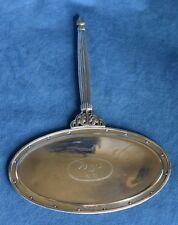 Antique THE ARTIFICERS GUILD LTD Arts & Crafts Jeweled Sterling Silver Mirror
