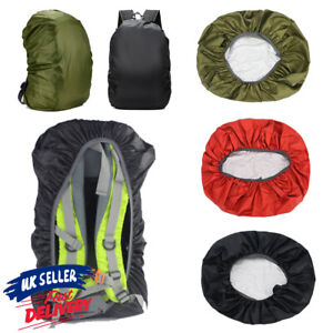 35L WaterProof Outdoor Travel Bag Foldable Backpack Rain Cover Rucksack