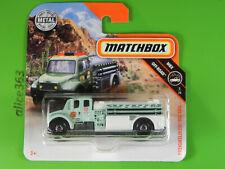 Matchbox 2018 -  Freightliner M2 106 -  MBX Off-Road -  61  -  neu in OVP