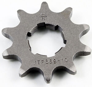 NEW YAMAHA  10T JT FRONT SPROCKET JTF569.10   CHAIN SERIES 520