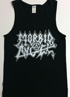 MORBID ANGEL Tank Top Black Metal Death Mayhem Bathory Celtic Frost Venom S - XL