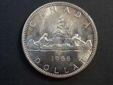 Canada 1 silver dollar 1966