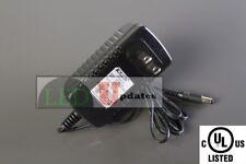 UL listed 12V DC 2A 24w AC ADAPTER 5.5mm x 2.1mm Plug for LED STRIP MODULE Light