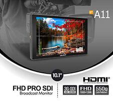 "LILLIPUT A11 10.1"" 4K Camera Monitor HDMI 3G-SDI Input Output 1920x1200 NEW 1X"